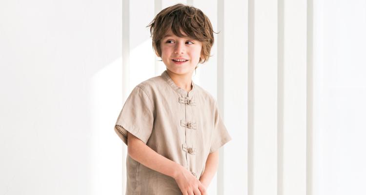 Little Bear Club 子供らしく・かわいく・かっこよく 着やすく・買いやすい!をコンセプトとし、 男児服 素材には一味違うこだわりをプラスして、 今の気分のアイテム・スタイリングを提案するブランドです。