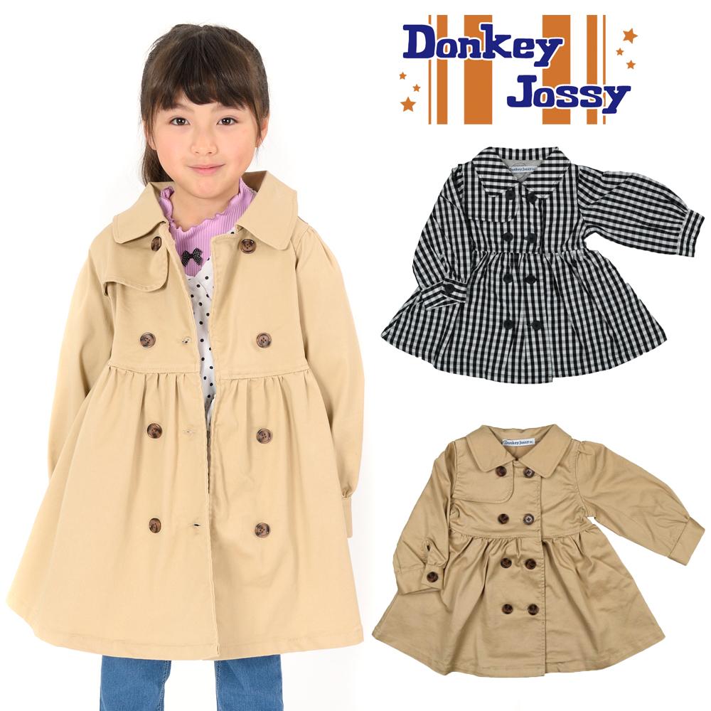 S20101Donkey Jossy (ドンキージョシー) トレンチコート